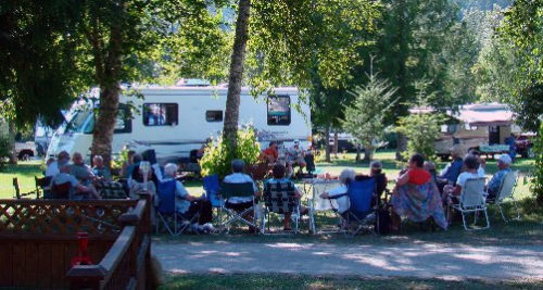 Shuswap Falls RV Club