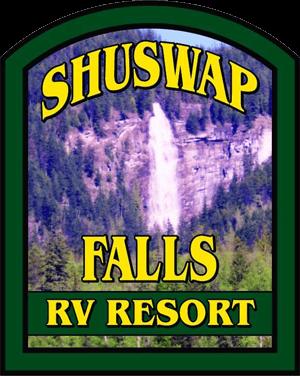 Logo: Shuswap Falls R.V. Resort